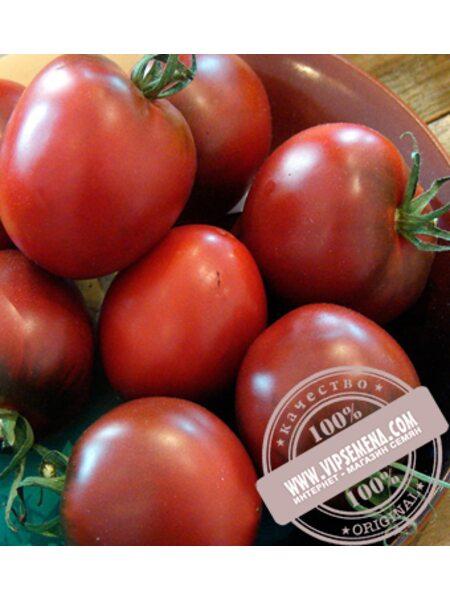 Де Барао Чёрный (De Barao Chernuj) семена индетерминантного томата Элитный Ряд, оригинальная упаковка (1 грамм)