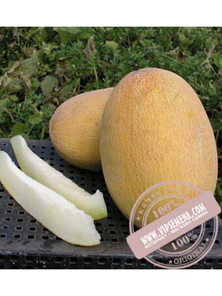 Дэлано F1 (Delano F1) семена дыни тип Ананас Nunhems, оригинальная упаковка (1000-семян)
