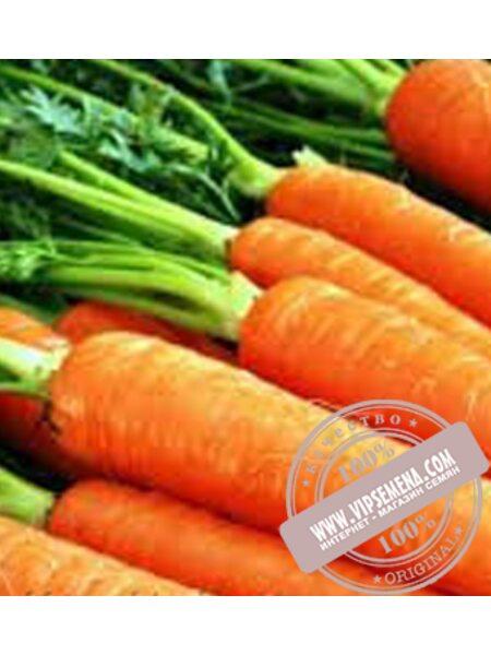 Харизма F1 (Harizma F1) семена моркови Moravoseed, оригинальная упаковка (100000 семян)