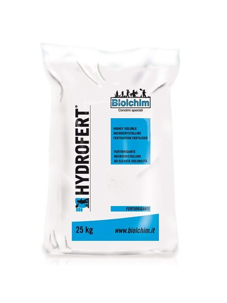 Микроудобрение Гидроферт 18.18.18. - 25 кг (Biolchim, Італия)